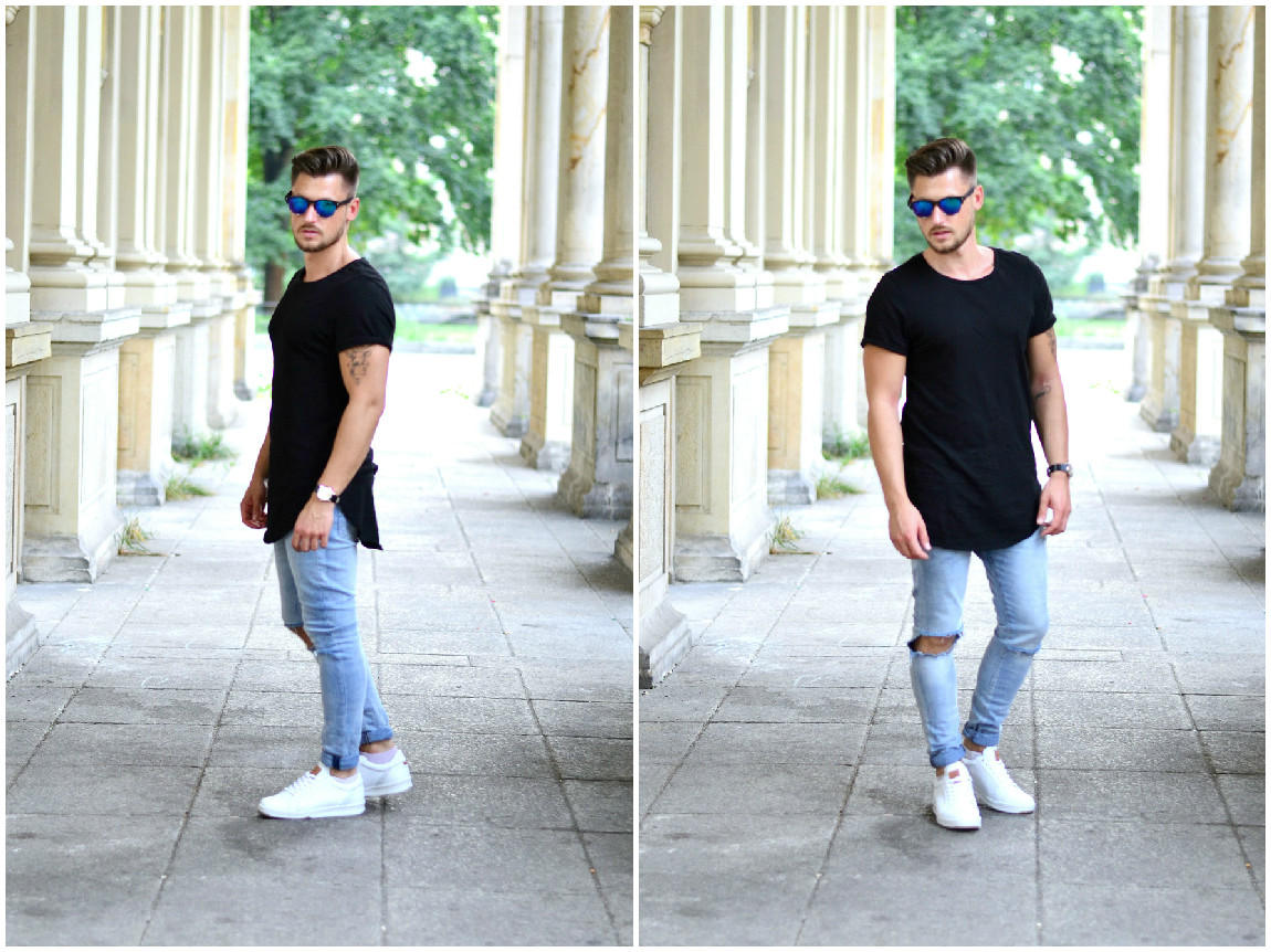 tommeezjerry-longshirt-sneaker-skinny-jeans-fashionblog-collage-look