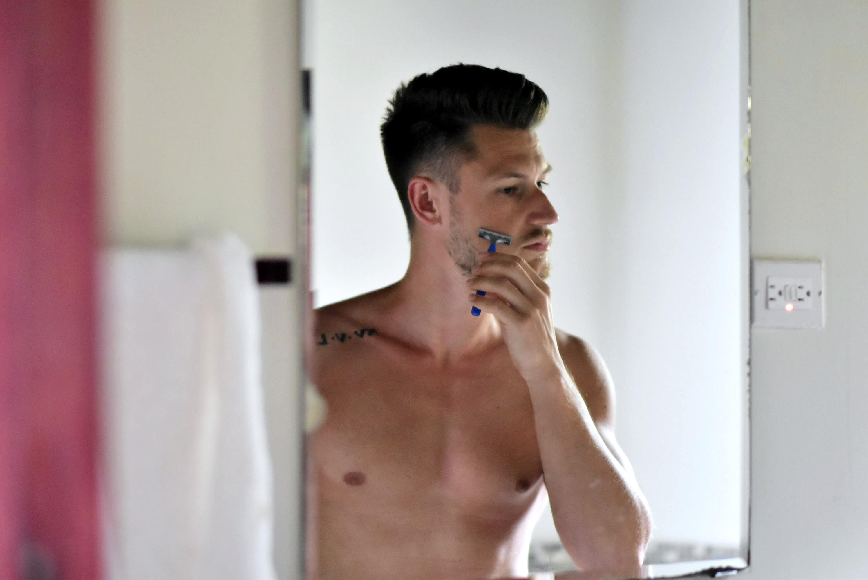 Tommeezjerry-Styleblog-Männerblog-Modeblog-Berlin-Berlinblog-Grooming-Pflege-Gillette-Rasierer-Rasierroutine-Rasurgewohnheiten-2