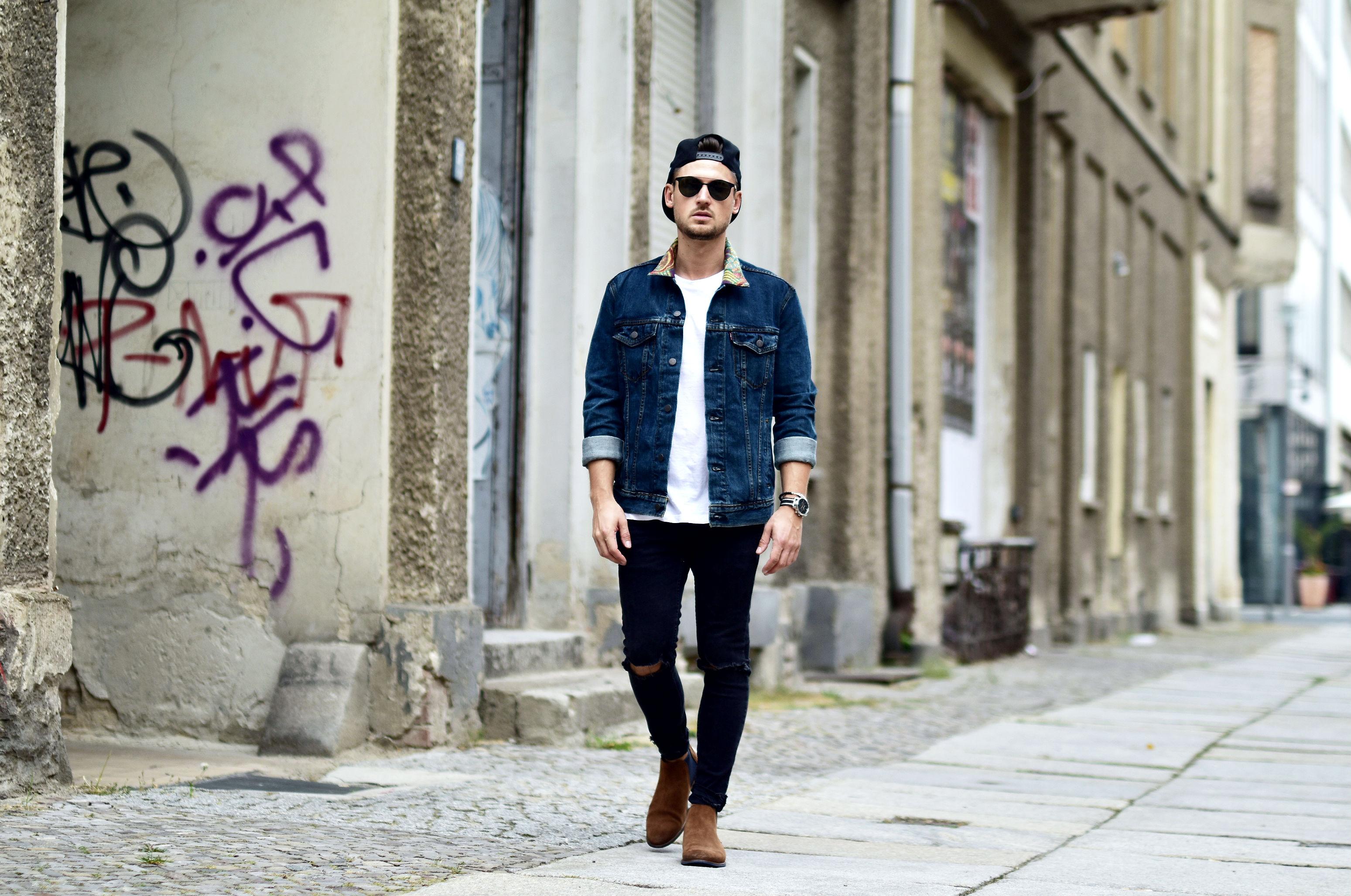 tommeezjerry-styleblog-maennerblog-maenner-modeblog-berlin-berlinblog-maennermodeblog-outfit-levis-customized-jeansjacke-thomas-sabo-schmuck-streetstyelook-berlin