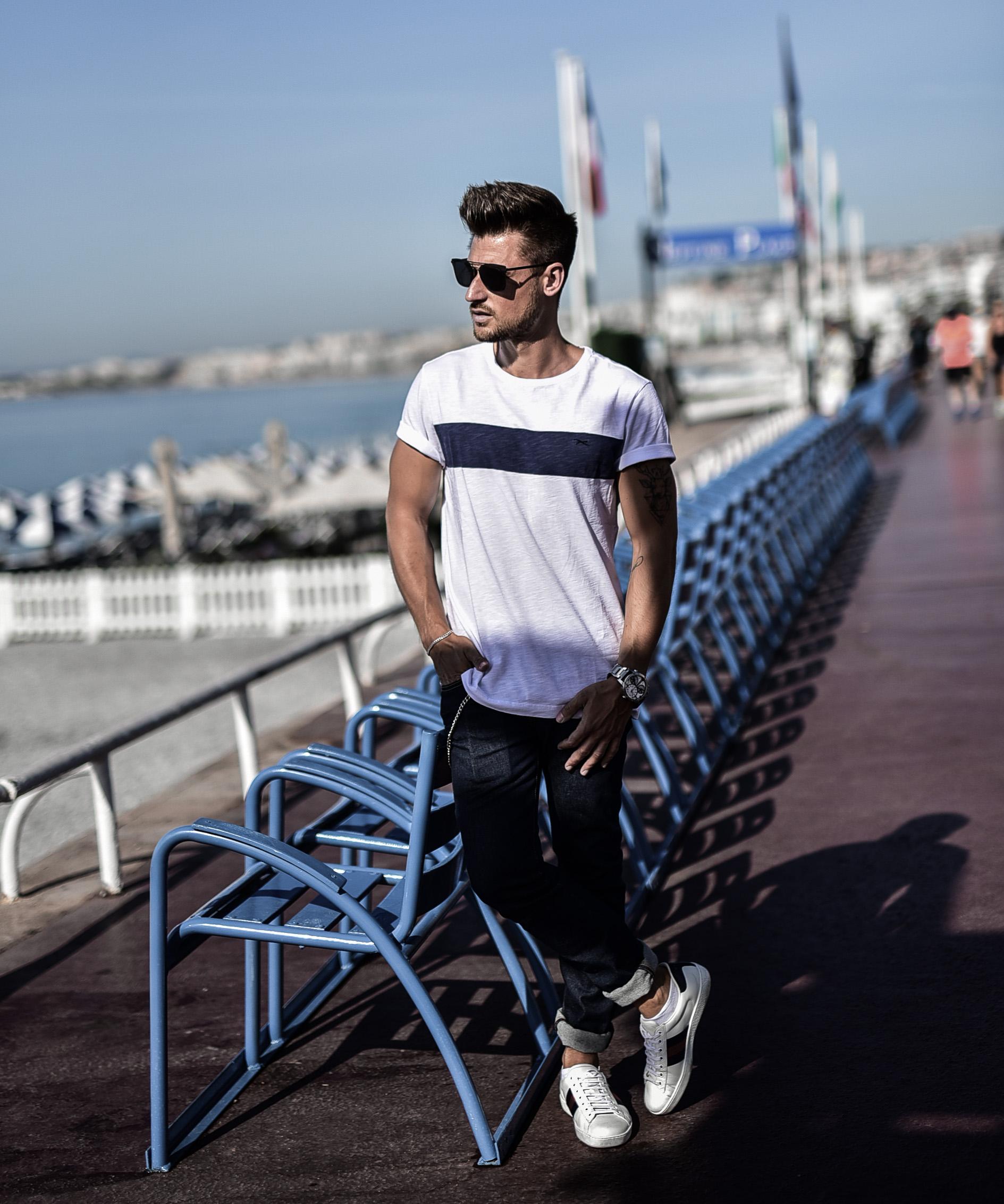 Tommeezjerry-Maennermodeblog-Maennermode-Fashionblog-Styleblog-Berlinblog--Lifestyleblog-Levis-Gucci-Sneaker-Police-Lifestyle-Denim-Look-Nizza-Frankreich-Cote-dazur-Brax-Fashion