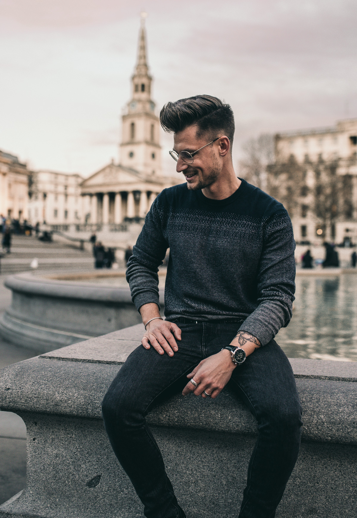 Tommeezjerry-Lifestyleblog-Fashionblog-Maennermodeblog-Maennerblog-Modeblog-London-Brax-FeelGood-Herbstlook-Winterlook-Sweater-Turtleneck-Autumnlook